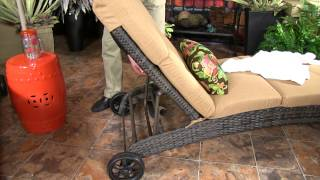 Dreamcoast Montgomery Chaise Lounge Overview