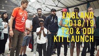 New England Cricket T20 and ODI kit range Launch