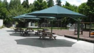 Pool & Playground Shade Or Shelter - Weather Wise Shade Systems Dunedin Nz