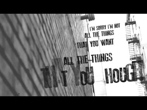 Fly Away Hero - Misunderstood (Lyric Video)