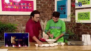 Chicken recipe Chicken Madol Pet Pujo Mon Tv Anchor Sidhu Chef Swarup  part 2