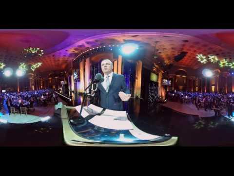 Brendan Keefe - Peabody Acceptance Speech in 360 VR