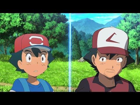 Pokemon Battle USUM: Alola Ash Vs Ash's Father (What if Ash's Dad Return)