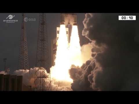 Galileo 19-22 - liftoff replay