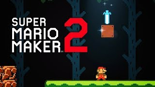 "Super Mario Maker 2 – Official ""Legendary"" Update Gameplay Trailer"