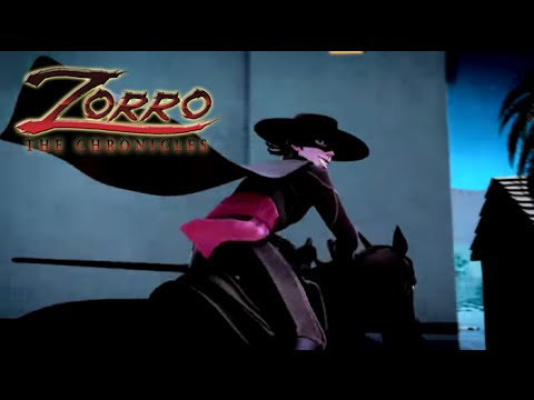 Zorro the Chronicles - Trailer