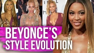 Beyonce's EPIC Style Evolution (Dirty Laundry)