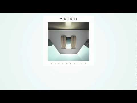 METRIC - Speed the Collapse (Official Lyric Video)