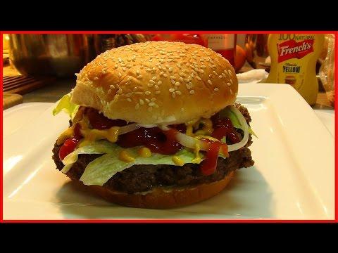 The Best Hamburger Recipe