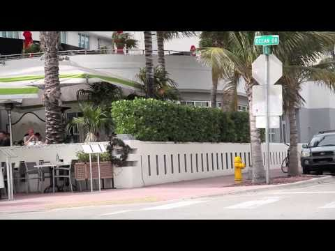 longboarding Miami South Beach,carving,slipping,sliding,bustin on a Fibretec SFlex 960
