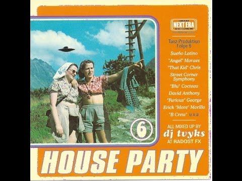 House Party 6 - Megamix by DJ Tvyks (1997)