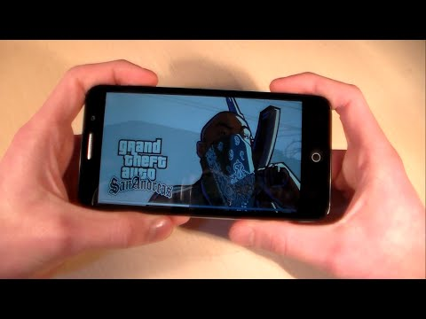 Игры Alcatel One Touch Pop 3 (GTA:SanAndreas, ModernCombat5, Asphalt:Nitro)