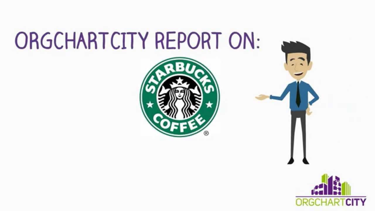 Starbucks Org Charts video by OrgChartCity - YouTube