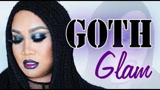 Drag Goth Smokey Eye | PatrickStarrr