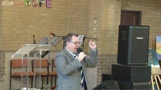 Same Grace - Luke 1:5-38 - Warren McNeil