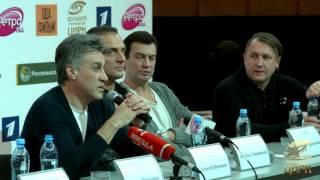 пресс-конференция, посвященная новому проекту Первого канала «Маргарита Назарова»