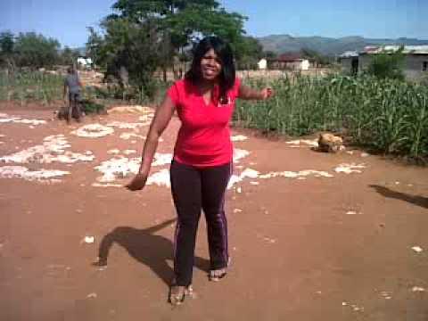 Lerato Mokoena & Thapelo Mokoena, watering the garden in Limpopo - Zebediela