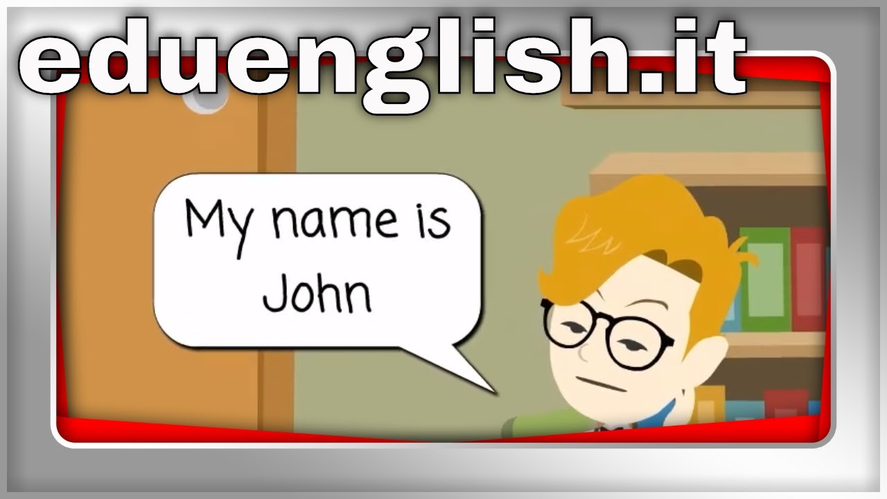 What's your name? | english learning for kids