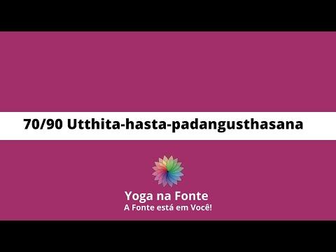 yoga 70/90  utthitahastapadangusthasana/ post