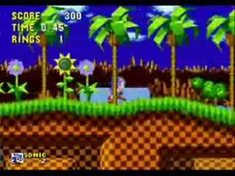 Sonic The Hedgehog - Anger Challenge # 3, 2X U0026 4X