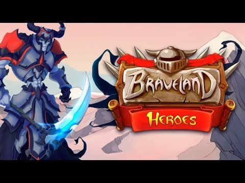 Braveland Heroes Gameplay Trailer ANDROID GAMES On GplayG