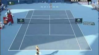 [HL] Maria Sharapova vs. Victoria Azarenka 2009 China Open [R2]