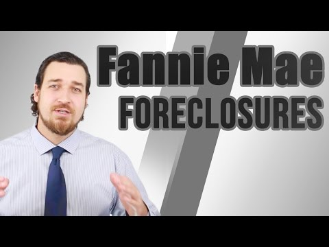 Fannie Mae Foreclosures