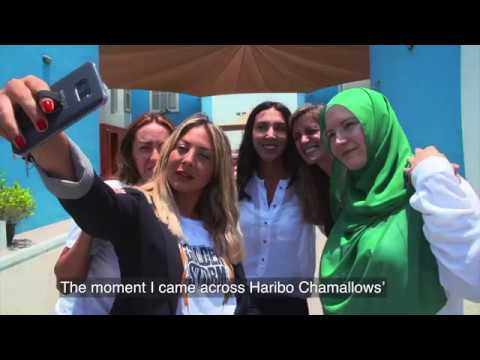 Haribo Chamallows Mothers Ramadan Initiative!