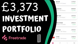 My journey investing after 3 months [Ep.1] | Freetrade App UK
