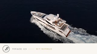Benetti - Vivace 125' - BF101  M/Y Ironman