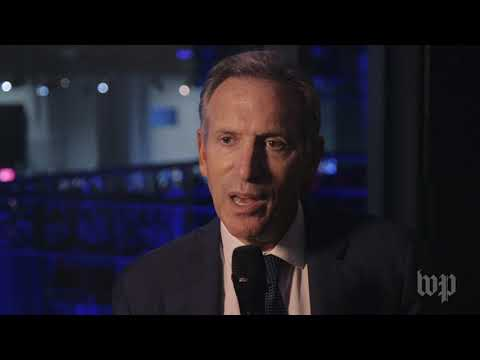 Starbucks Chairman Howard Schultz: America 'needs to become more compassionate'