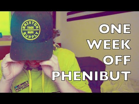 One Week Off Phenibut