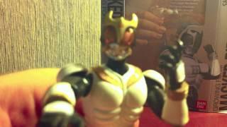 Review: S.H.Figuarts - Kamen Rider Kuuga Growing Form thumbnail