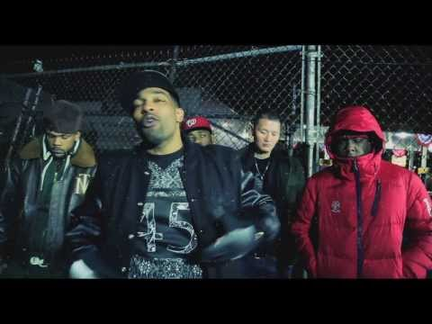CHI ALI Featuring JADAKISS - G CHECK  - New - 2014 Hip Hop song - Rap video