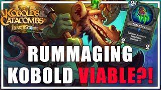 Rummaging Kobold Control Shaman - How good is it?
