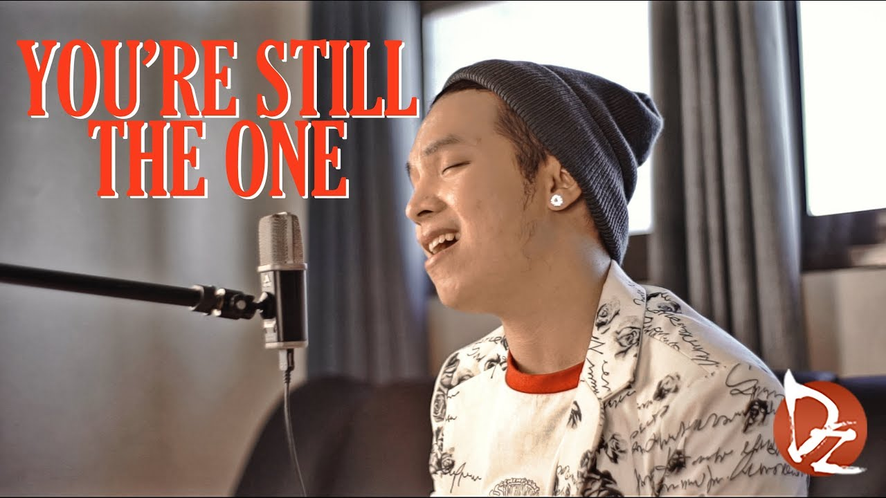 Sam Mangubat You Re Still The One Acoustic Cover Youtube