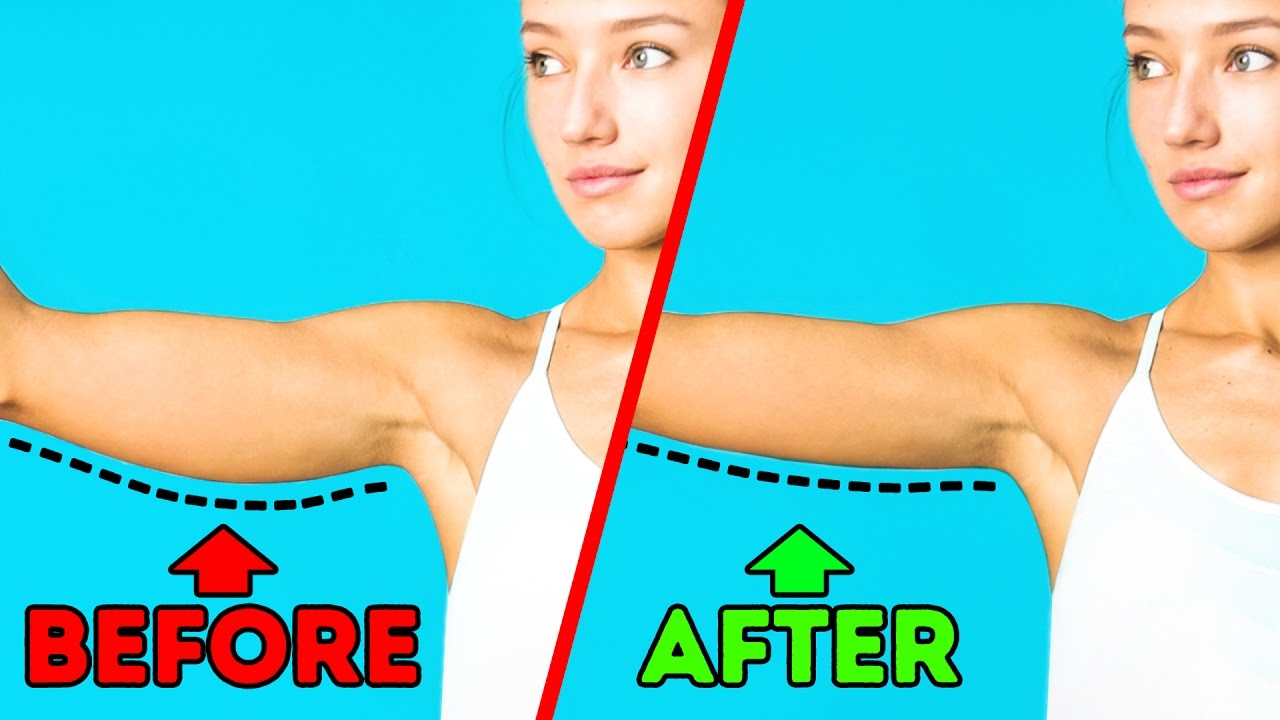859d3a0658 5 EXERCISES TO GET BEAUTIFUL ARMS - YouTube