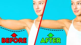 5 EXERCISES TO GET BEAUTIFUL ARMS