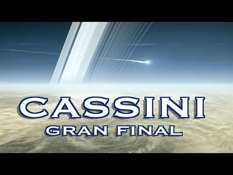 La misión Cassini y sus últimas imágenes