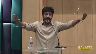 Tamilrockers-um nalla Velaikkaran dhan   SHOCKING STATEMENT by Mohan Raja   Press outraged