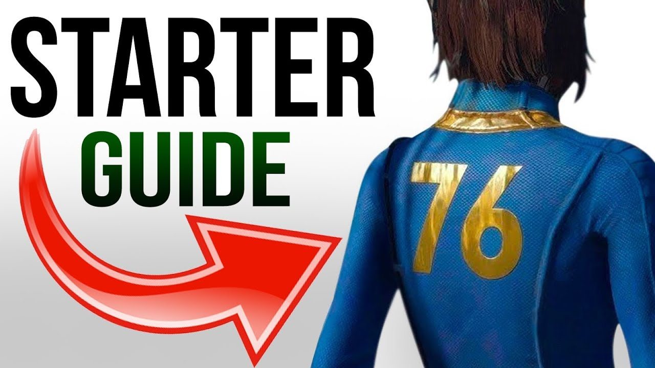 STARTING Fallout 76 – EVERYTHING You Need to Know in 8 Minutes!