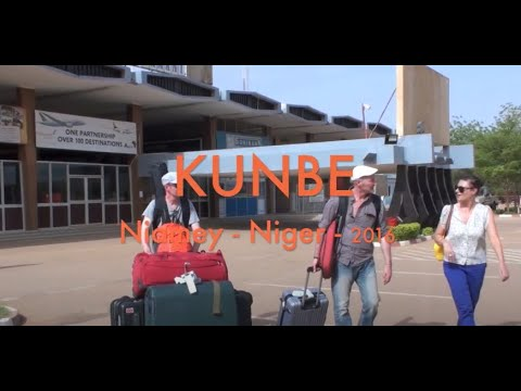 KUNBE Africa tour / Niamey-Niger / avril 2016