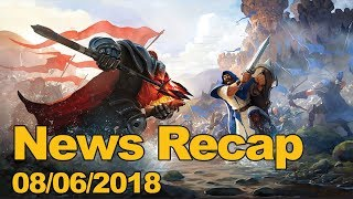 MMOs.com Weekly News Recap #159 August 8, 2018