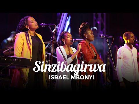 Israel Mbonyi - Sinzibagirwa (Live)