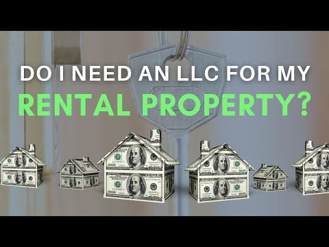 Do I Need an LLC for my Rental Property? | Mark J Kohler | Tax & Legal Tip