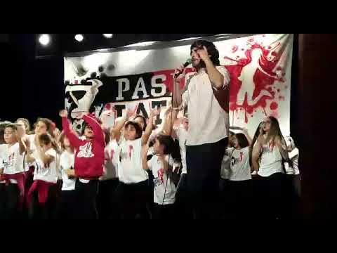 PASIÓN LATINA Camila Costa MERCEDES URUGUAY 2019