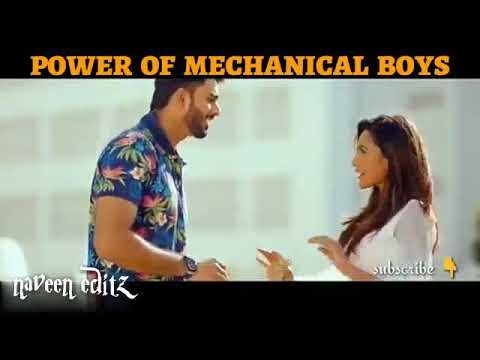 Whatsapp Status Video || Power Of Mechanical Boys