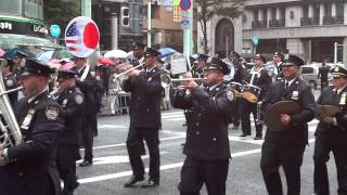 ニューヨーク市警察音楽隊(New York City Police Department Police Band,USA)