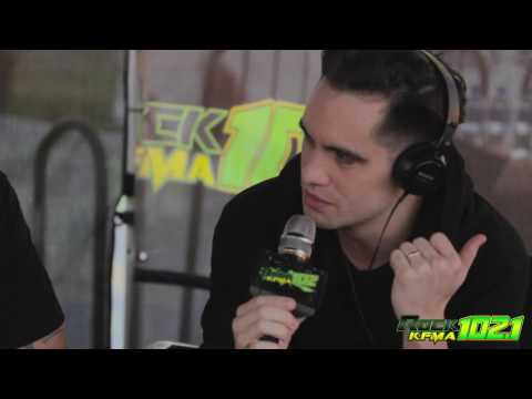 Panic At The Disco Interview Fallball 2016