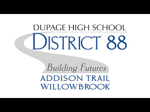 DuPage High School District 88 Willowbrook Graduation 2016